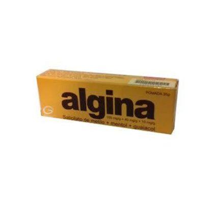 Algina Pomada 35Gr