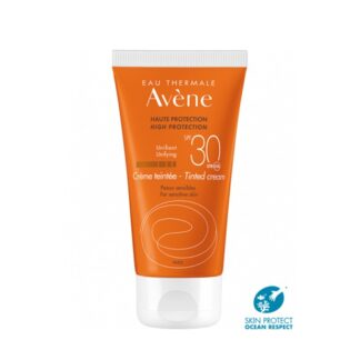 Avene Solar Creme Spf 30 com cor 50ml