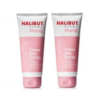 Halibut Derma Pack Creme Anti-Estrias 2x200ml