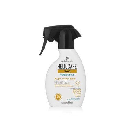 Heliocare 360º Pediatrics Atopic Lotion Spray SPF50 250ml