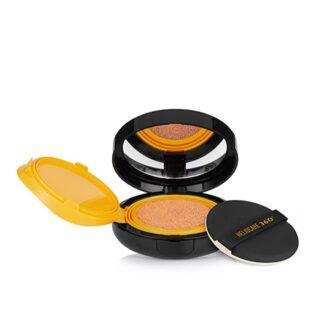 Heliocare 360º Cushion Compacto Color Bronze Intense SPF 50+ 15gr, fotoproteção com cor da linha Heliocare 360º que combina a exclusiva tecnologi