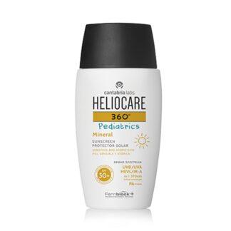 Heliocare 360º Pediatrics Mineral SPF 50+ 50ml