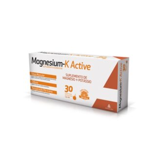 Magnesium-K Active 30 Comprimidos