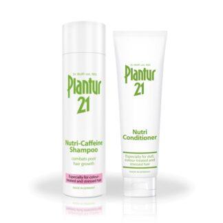 Plantur 21 Pack Champô Cafeína + Nutri-Condicionador