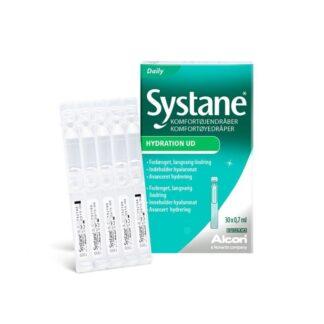 Systane Hydration Solução Oftalmológica Lubrificante 30 Unidoses