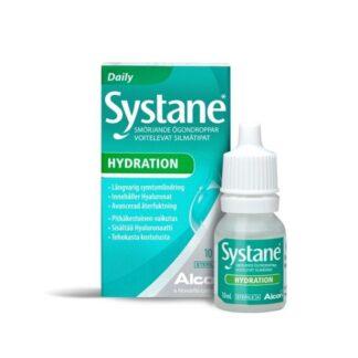 Systane Hydration Solução Oftalmológica Lubrificante 10ml
