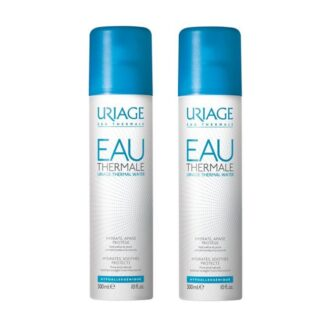 Uriage Água Termal Spray 2x300ml
