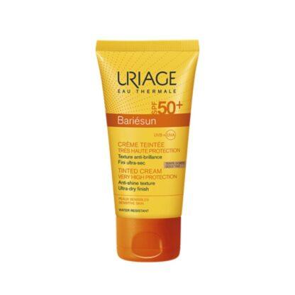 Uriage Bariesun Creme Com Cor Natural Spf50 50ml