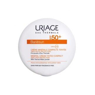 Uriage Bariesun Creme Compacto Claro SPF 50+ 10gr