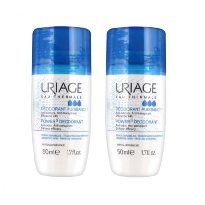 Uriage Desodorizante Pack Roll-On Forte 2x50ml