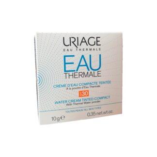 Uriage Eau Thermale Creme de Água Compacta SPF30 10g