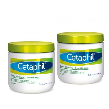 Cetaphil Creme Hidratante Pele Seca 2x453g