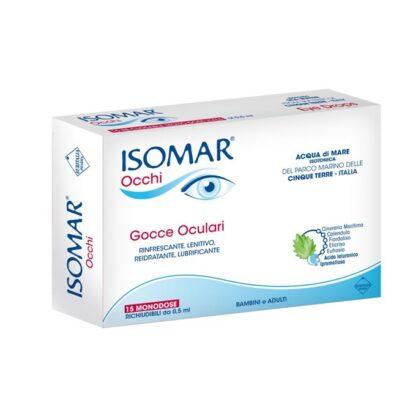 Isomar Occhi Gotas para Olhos 15 Monodoses