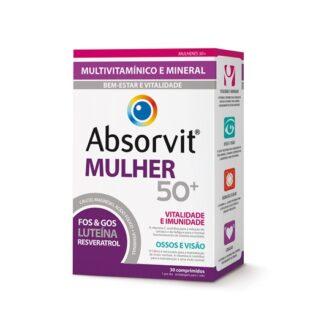 Absorvit Mulher 50