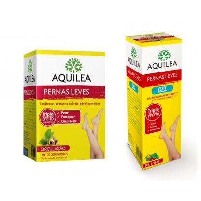 Aquilea Pernas Leves Pack Comprimidos + Gel