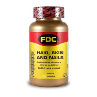 Fdc Hair Skin Nails 60 Comprimidos