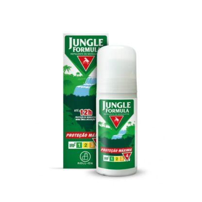 Jungle Fórmula Proteção Máxima Original Roll On PharmaScalabis