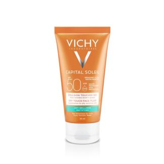 Vichy Capital Soleil Creme Toque Seco FPS 50 50 ml