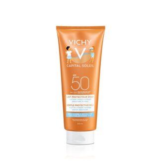 Vichy Capital Soleil Kids Leite FPS 50 (Formato Económico) 300 ml