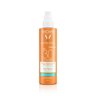 Vichy Capital Soleil Spray Antidesidratação FPS 30 200 ml