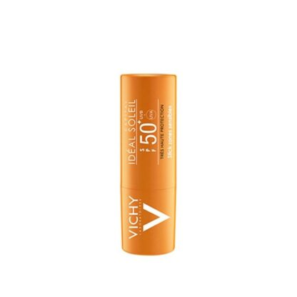 Vichy Capital Soleil Stick Lábios e Zonas Sensíveis FPS50 9 gr