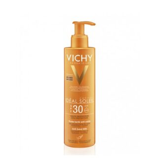 Vichy Idéal Soleil Leite Fluido Antiareia SPF30 200ml