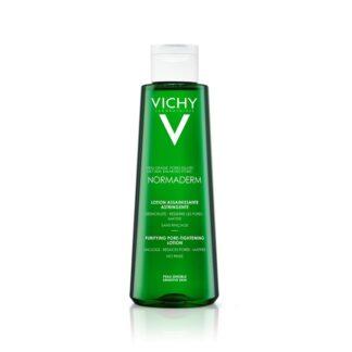 Vichy Normaderm Tónico 200ml, loção purificante para pele com imperfeições.