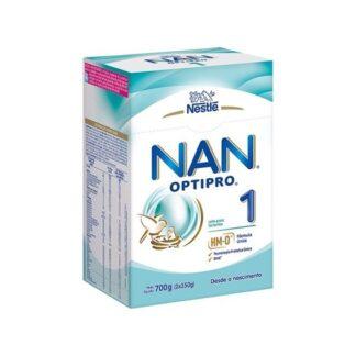 Nestlé Nan Optipro1 700gr – Leite Infantil
