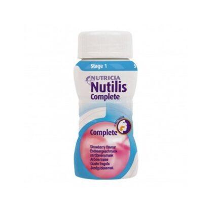 Nutilis Complete Morango 4x125ml