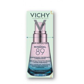 Vichy Minéral 89 Concentrado Fortificante e Preenchedor 30ml