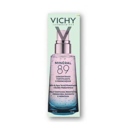 Vichy Minéral 89 Concentrado Fortificante e Preenchedor 75ml