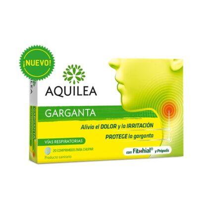 Aquilea Garganta 20 comprimidos