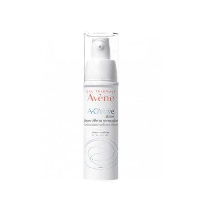Avene A-Oxitive Sérum de Defensa Antioxidante 15ml,este sérum de defesa funciona como um escudo protetor e ajuda a pele para lutar contra os efeitos nocivos do stress oxidativo graças a uma ação única e complementar