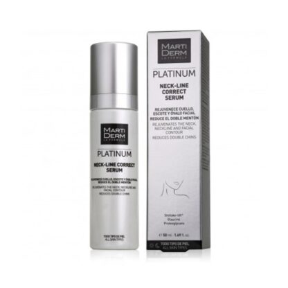 MartiDerm Platinum Neck-Line Correct Serum 50ml