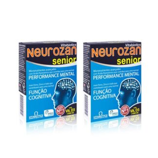 Neurozan Senior 2×30 Comprimidos