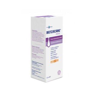 Benzacare Borbulhas Creme Antivermelhidão SPF30 50ml,