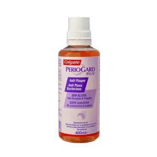 Colgate Periogard Plus 400ml, colutório ideal para prevenir a inflamação gengival e ajudar a reduzir a inflamação já existente.