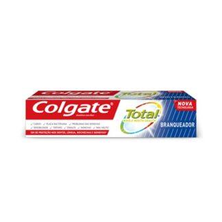 Colgate Total Branqueador Dentífrico 75ml,manter uma boca mais saudável e um sorriso brilhante começa pela escolha do nosso melhor dentífrico.