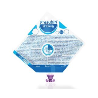 Fresubin HP Energy So Neutro 500ml é uma dieta enteral líquida, polimérica, nutricionalmente completa, hipercalórica (1,5 Kcal/ml) e hiperprotéica. Com distribuição calórica de 20% de proteína