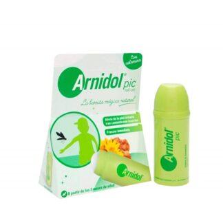 Arnidol Pic Roll-On 30ml combina as flores da Árnica com outros 6 ingredientes ativos naturais como a resina da boswelia e a calamina de origem mineral, para um alivio imediato da pele dos mais pequenos após contacto com um mosquito e outros insetos.