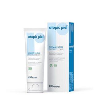 Atopic Piel Creme Facial 50ml, cuidado da pele seca, muito seca e/ou Atópica.