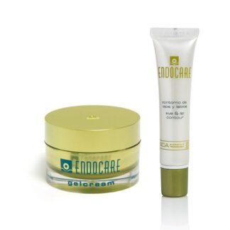Endocare Pack Anti-Envelhevimento Rosto e Olhos e Lábios