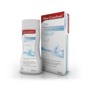 Gino-Canesfresh Daily é um gel de higiene íntima especialmente formulado para proteger e cuidar da zona íntima todos os dias.