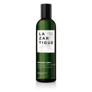 Lazartigue Champô Nourish Light 250ml, champô nutrição ligeira com óleo de soja
