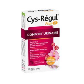Nutreov, Cys-Régul® Plus é um suplemento cuja fórmula combina os benefícios sinérgicos de extratos vegetais e vitaminas
