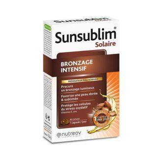 Sunsublim Integral é o seu melhor aliado para obter um bronzeado perfeito com exposição solar.