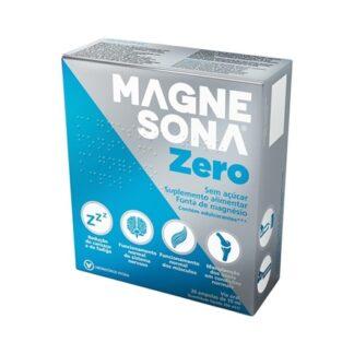 Magnezero 20 Ampolas suplemento alimentar indicado na prevenção e alívio de sintomas associados à falta de magnésio.