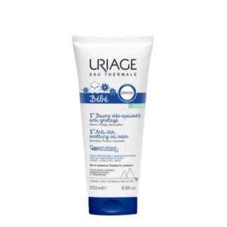 Uriage Bebé 1º Óleo Lavante Apaziguante 200ml óleo que limpa suavemente a pele do bebé, indicado para rosto e corpo.