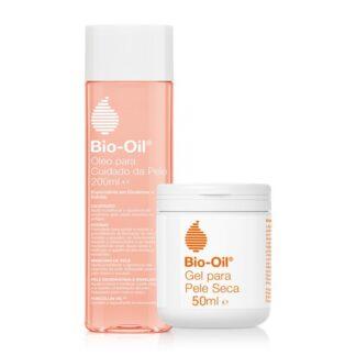 Bio-oil óleo Anti-estrias 200ml,a superfície da pele tem óleos naturais que atuam como barreira para impedir a desidratação.