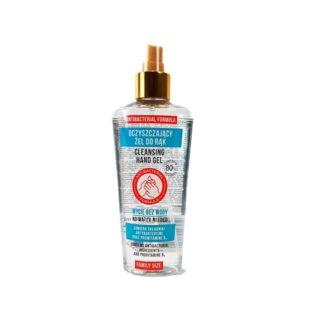 Álcool Gel de Limpeza Mãos 200ml, gel de Limpeza das Mãos. Fornece higiene e uso adequados da água. Contém 80% de álcool e ingredientes antibacterianos